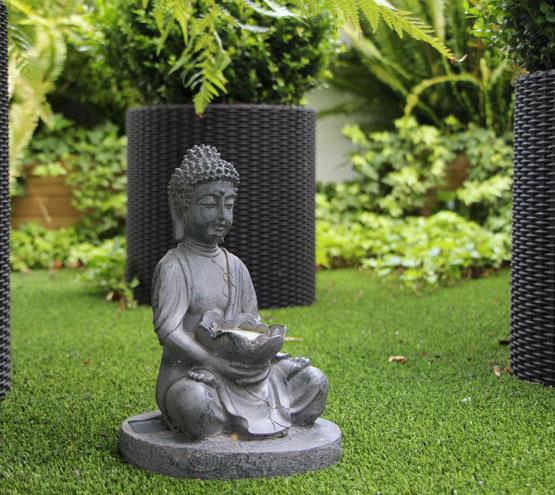 jardin de orixe